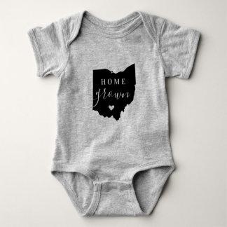 Ohio Home Grown State Tee