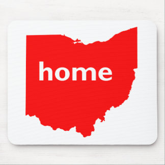 Ohio Home Mouse Mat