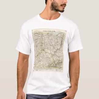 Ohio, Indiana, Kentucky, West Virginia T-Shirt