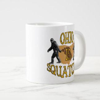 Ohio Is Squatchy Jumbo Mug