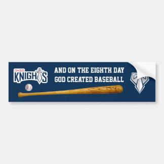 Ohio Knights Bumper Sticker
