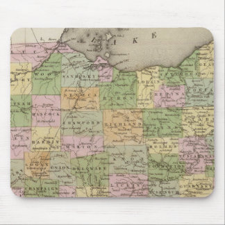 Ohio Mouse Pad