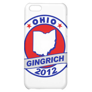 Ohio Newt Gingrich iPhone 5C Covers
