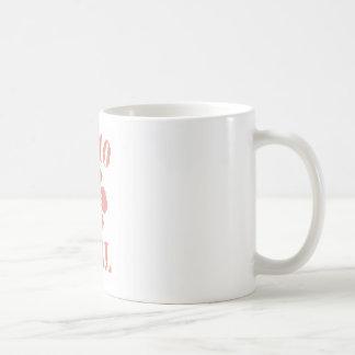 Ohio Pink Girl Basic White Mug