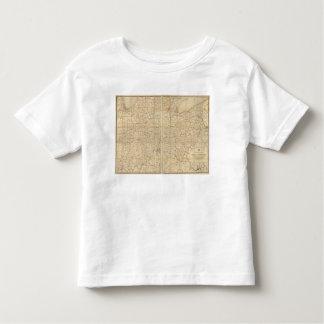 Ohio Postal Route Toddler T-Shirt