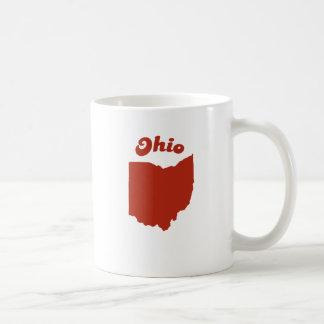 OHIO Red State Mugs