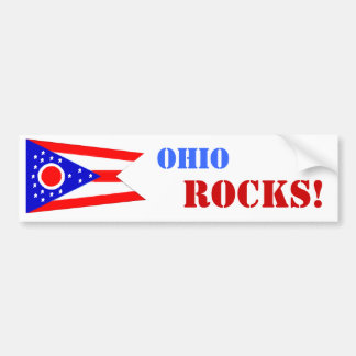 Ohio ROCKS! Bumper Sticker