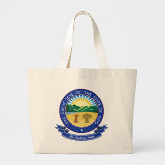 Ohio Seal Jumbo Tote Bag