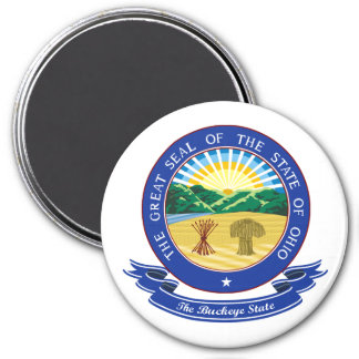Ohio Seal Magnet