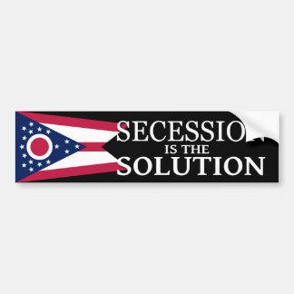 Ohio Secession Bumper Sticker