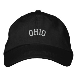 Ohio State Embroidered Embroidered Hat