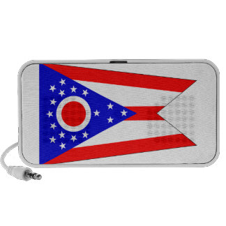 Ohio State Flag PC Speakers