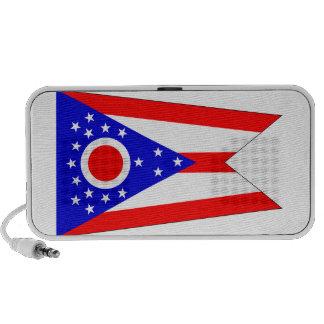 Ohio State Flag Speaker System