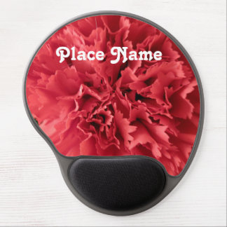 Ohio State Flower Gel Mouse Pad