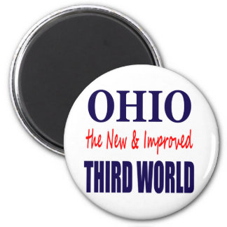 Ohio the New & Improved THIRD WORLD Magnets