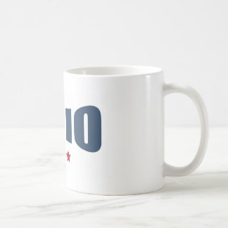 Ohio Three Stars Design Coffee Mugs