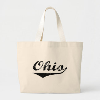 Ohio Jumbo Tote Bag