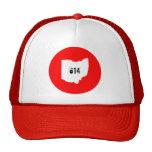 Ohio Trucker Mesh Hat
