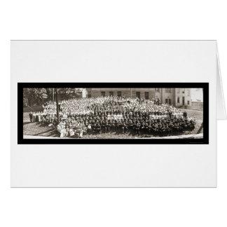 Ohio University Athens Photo 1914 Card