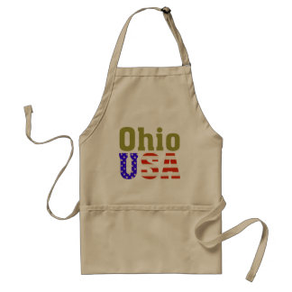 Ohio USA! Standard Apron