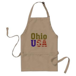Ohio USA! Standard Apron
