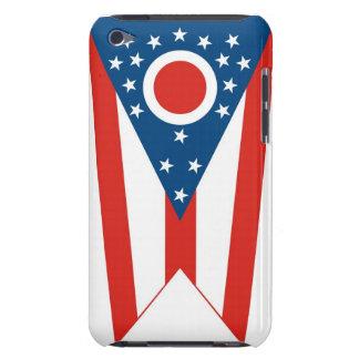 ohio usa state flag case united america iPod Case-Mate case