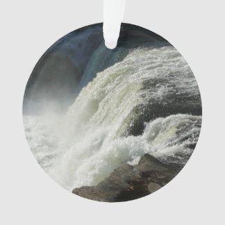 Ohiopyle Falls in Pennsylvania Ornament