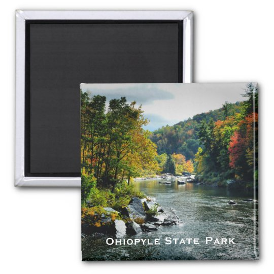 Ohiopyle State Park Magnet