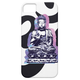Ohm Buddha iPhone 5 Cover