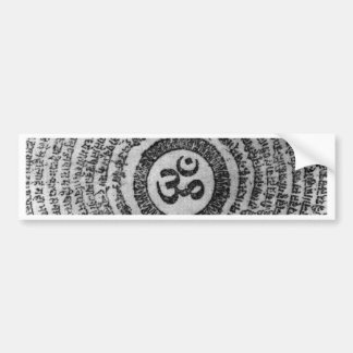 ohm bumper sticker