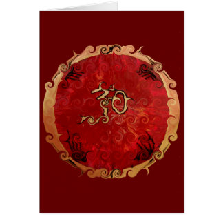 Ohm Products Greeting Card