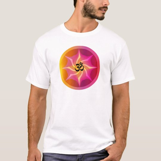 Ohm Psychedelic Spiral T-Shirt