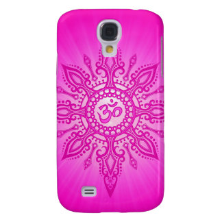Ohm Star – pink Galaxy S4 Case