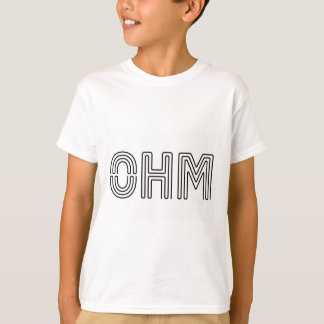 Ohm !!! Vapers know... Tee Shirt