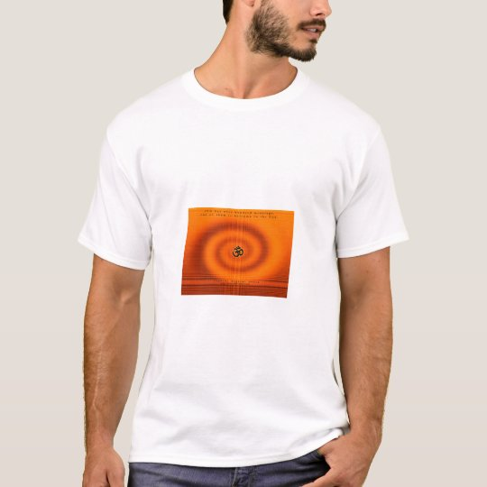 OHM - Welcome to God T-Shirt