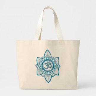 OHM Yoga Tote Bag