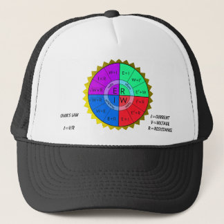 OHM'S LAW-HAT CAP