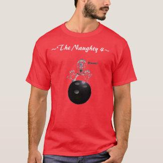 ohnooo_shirt, ~The Naughty 4~ T-Shirt