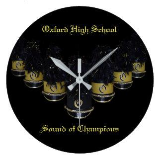 OHS Clock Design