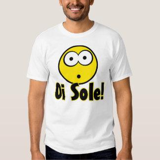 Oi sole! tee shirt