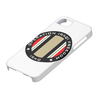 OIF Iraq iPhone 5 Cover