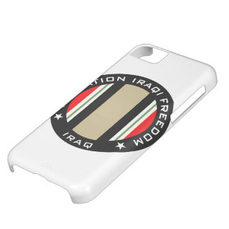 OIF Iraq Cover For iPhone 5C