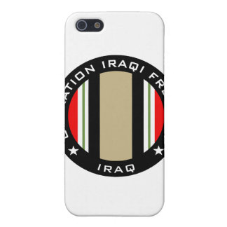 OIF Iraq Cover For iPhone 5
