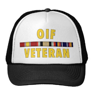 OIF Vet Hat