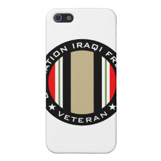 OIF Veteran Cover For iPhone 5