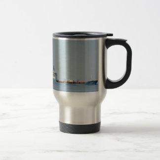 Oil And Chemical Tanker Leon. Stainless Steel Travel Mug