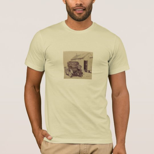 Oil Can Jalopy T-Shirt