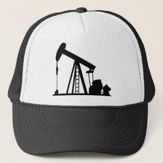 Oil Crane Trucker Hat