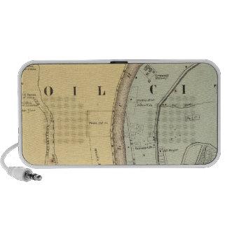 Oil Creek 1 iPod Speakers