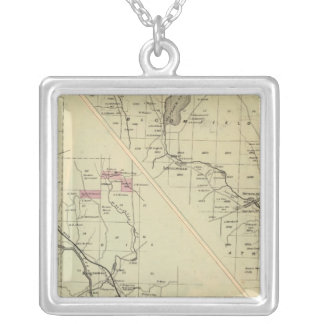Oil Creek, TitusvilleOil Creek Lake Silver Plated Necklace